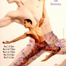 "PAUL TAYLOR Dance Poster * TAYLOR 2 * Joyce Theater NYC 14"" x 22"" MINT 2008"