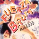 "FUERZABRUTA Off-Broadway Poster 14"" x 22"" Rare 2007 NEW"