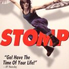 "STOMP Off-Broadway Poster NYC 14"" x 22"" Rare 2008 NEW"