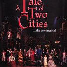 TALE OF TWO CITIES Broadway Poster * CAST * 3' x 4' Rare 2008 NEW