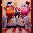 Backyardigans Poster SET * TALE OF THE MIGHTY KNIGHTS * Nick Jr. 2' x 3' Rare 2008 NEW