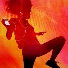 iPod BusStop Original AD Poster TROPICS Huge 4' x 6' Rare 2007 NEW