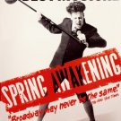 SPRING AWAKENING Original Broadway Theater Poster * John Gallagher * 3' x 4' Rare 2007 Mint