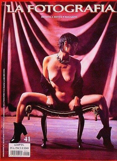 La Fotografia Fine Art Photo Journal * Nudes / Dennis Hopper / JGoltz * Rare 1994 Mint
