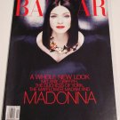 Bazaar Magazine * MADONNA * Cover & Spread FEB 1999 MINT