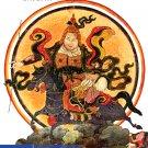 RUBIN Museum Himalayas Original Art Exhibit Poster * ADVENTURE * 4' x 6' NYC Rare 2008 Mint