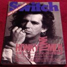 SWITCH Japan Fine Art Journal * De Niro / Warhol / Beatles * Rare 1988 Mint