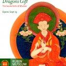 RUBIN Museum Bhutan Original Art Exhibit Poster * THE DRAGON'S GIFT * 4' x 6' NYC Rare 2008 Mint