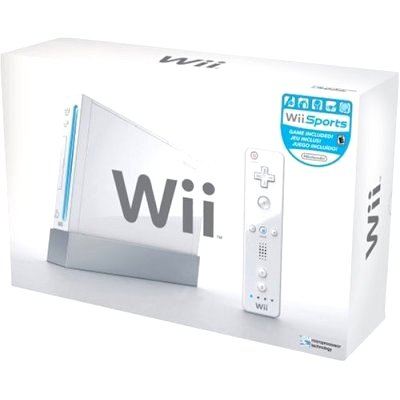Nintendo Wii * BOX ONLY * for Game Console NEW