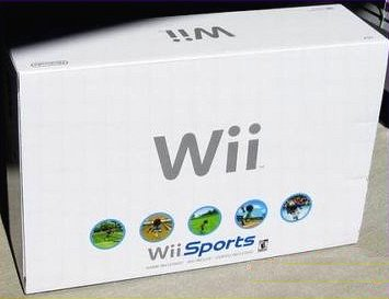Nintendo Wii SPORTS * BOX ONLY * for Game Console NEW