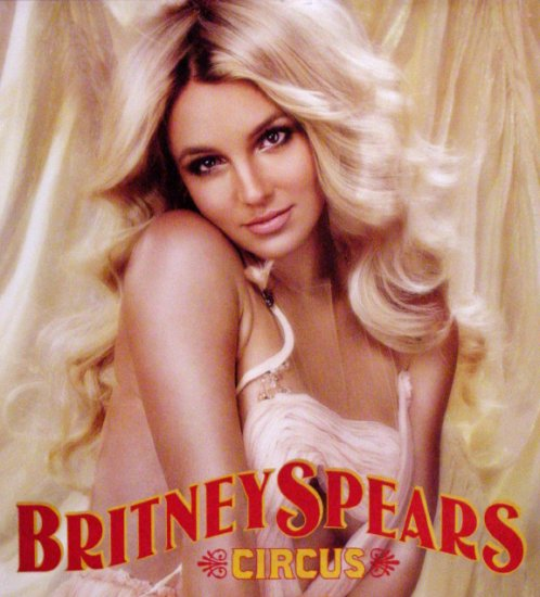 Britney Spears * CIRCUS * Music Poster 2' x 3' Rare 2008 NEW