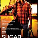 "SUGAR Movie Poster * ALGENIS PEREZ SOTO * 27"" x 40"" Rare 2009 NEW"