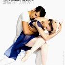 NYC BALLET Poster * SPRING SEASON * 2' x 3' Rare 2009 Mint