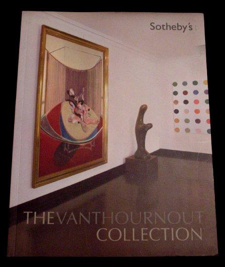 The Vanthournout Collection Auction Catalog * Sotheby's * MINT 2006