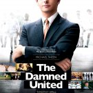 "The Damned United Movie Poster * MICHAEL SHEEN * 27"" x 40"" Rare 2009 NEW"