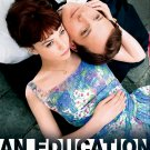 "AN EDUCATION Movie Poster * CAREY MULLIGAN * 27"" x 40"" Very Rare 2009 NEW"