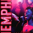 "David Bryan's * MEMPHIS * Broadway Poster 14"" x 22"" Rare 2009 MINT"
