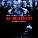 "44 Inch Chest Movie Poster * RAY WINSTONE * 27"" x 40"" Rare 2010 NEW"