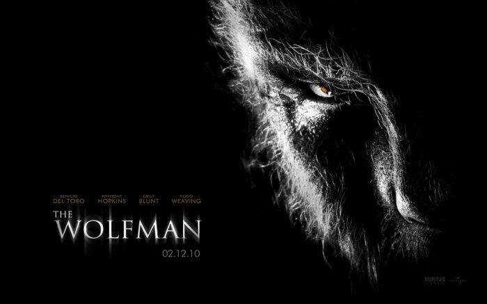 THE WOLFMAN Original Movie Poster * BENICIO DEL TORO * 4' x 6' Rare 2010 NEW