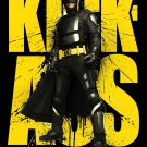 KICK-ASS Original Movie Poster * BIG DADDY * 4' x 6' Rare 2010 NEW