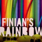 "FINIAN'S RAINBOW Broadway Poster 14"" x 22"" Rare 2009 NEW"