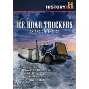 History Channel DVD Collection ( Ice Road Truckers /  Monster Quest  / UFO Huters )Complete  MINT