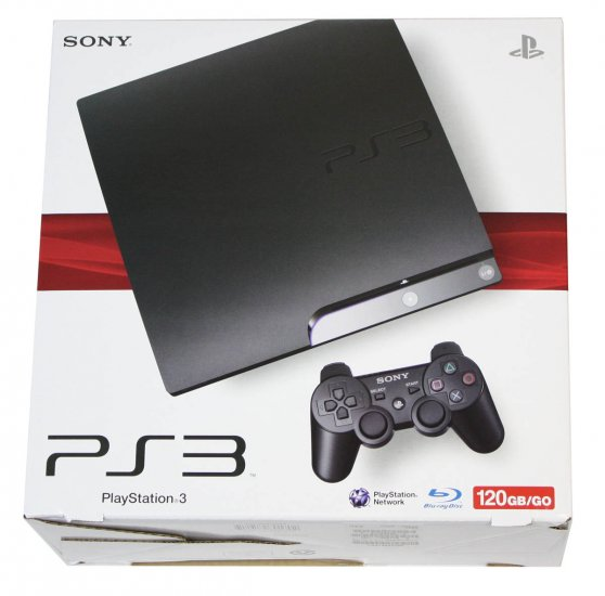 Sony Playstation 3 * BOX ONLY * for 120gb NEW