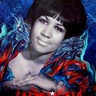 American Revolutionaries * ARETHA FRANKLIN * RETNA Poster 2' x 3' Ovation* Rock N' Soul *2009 NEW