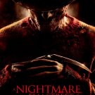 A NIGHTMARE ON ELM STREET Original Movie Poster SET 2' x 3' Rare 2010 NEW