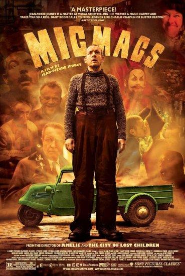 "Jean-Pierre Jeunet's * MICMACS * Movie Poster * DANY BOON * 27"" x 40"" Rare 2009 NEW"