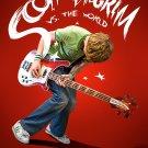 Scott Pilgrim vs. the World Original Movie Poster HUGE 4' x 6' Rare 2010 NEW