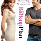 The Back-Up Plan Movie Poster * JENNIFER LOPEZ * 3' x 4' Rare NEW 2010