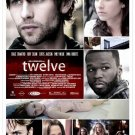 "Joel Schumacher's * TWELVE * Original Movie Poster  27"" x 40"" Rare 2010 NEW"