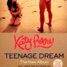"Katy Perry * TEENAGE DREAM * Music Poster 14"" x 22"" Rare 2010 NEW"