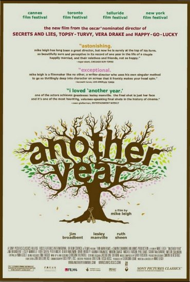 """Mike Leigh's * ANOTHER YEAR * Original Movie Poster 27"""" x 40"""" Rare 2010 NEW"""