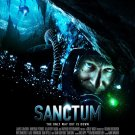 James Cameron's SANCTUM Original Movie Poster HUGE 4' x 6' Rare 2011 NEW