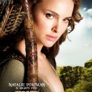 YOUR HIGHNESS Original Movie Poster * Natalie Portman * HUGE 4' x 6' Rare 2011 Mint