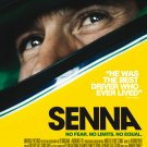 "SENNA Original Movie Poster 27"" x 40"" Rare 2010 Mint"
