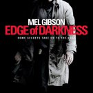 "Edge Of Darkness Original Movie Poster * MEL GIBSON * 27"" x 40"" Rare 2010 Mint"