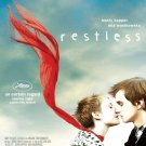"RESTLESS Original Movie Poster * Mia Wasikowska * 27"" x 40"" Rare 2011 Mint"