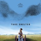 "TAKE SHELTER Original Movie Poster * Michael Shannon * 27"" x 40"" Rare 2011 Mint"
