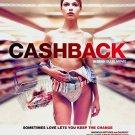 CASHBACK Movie Poster * IRENE BAGACH * 2' x 3' Rare 2007 NEW