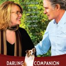 "Lawrence Kasdan's DARLING COMPANION Original Movie Poster * Diane Keaton * 27"" x 40"" Rare 2011 Mint"