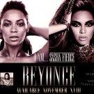 Beyonce * I AM... SHASHA FIERCE * Music Poster 2' x 3' Rare 2008 NEW