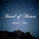 "Band of Horses * INFINITE ARMS * Original Music Poster 14"" x 22"" Rare 2010 Mint"