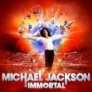 "Michael Jackson * IMMORTAL * Original Music Poster 27"" x 40"" Rare 2012 MINT"