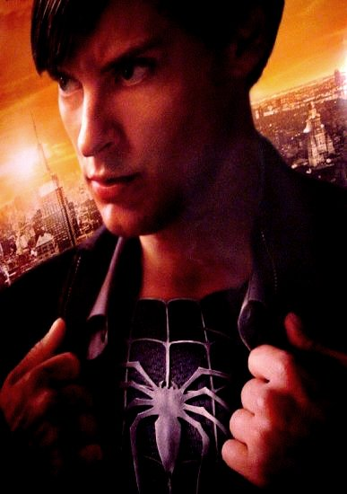 SPIDERMAN 3 Movie Poster * TOBY MAGUIRE * 2' x 4' Rare 2007 NEW