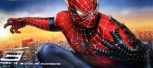 SPIDERMAN 3 Movie Poster * VENOM * 3' x 6' Rare 2008 NEW