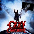 "OZZY OSBOURNE * SCREAM * Music Poster 27"" x 40"" Rare 2010 NEW"