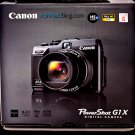 Canon Powershot G1 X * Retail BOX ONLY * Mint New Condition